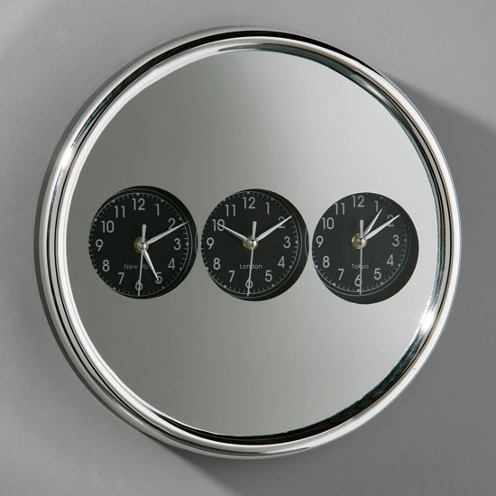 international wall clock outsourcing