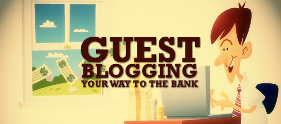 Guest Blogging Your Way To The Bank 5 Off Site SEO Techniques for Wordpress Blogs That Really Work!