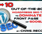 Out of the Box Wordpress SEO Tips
